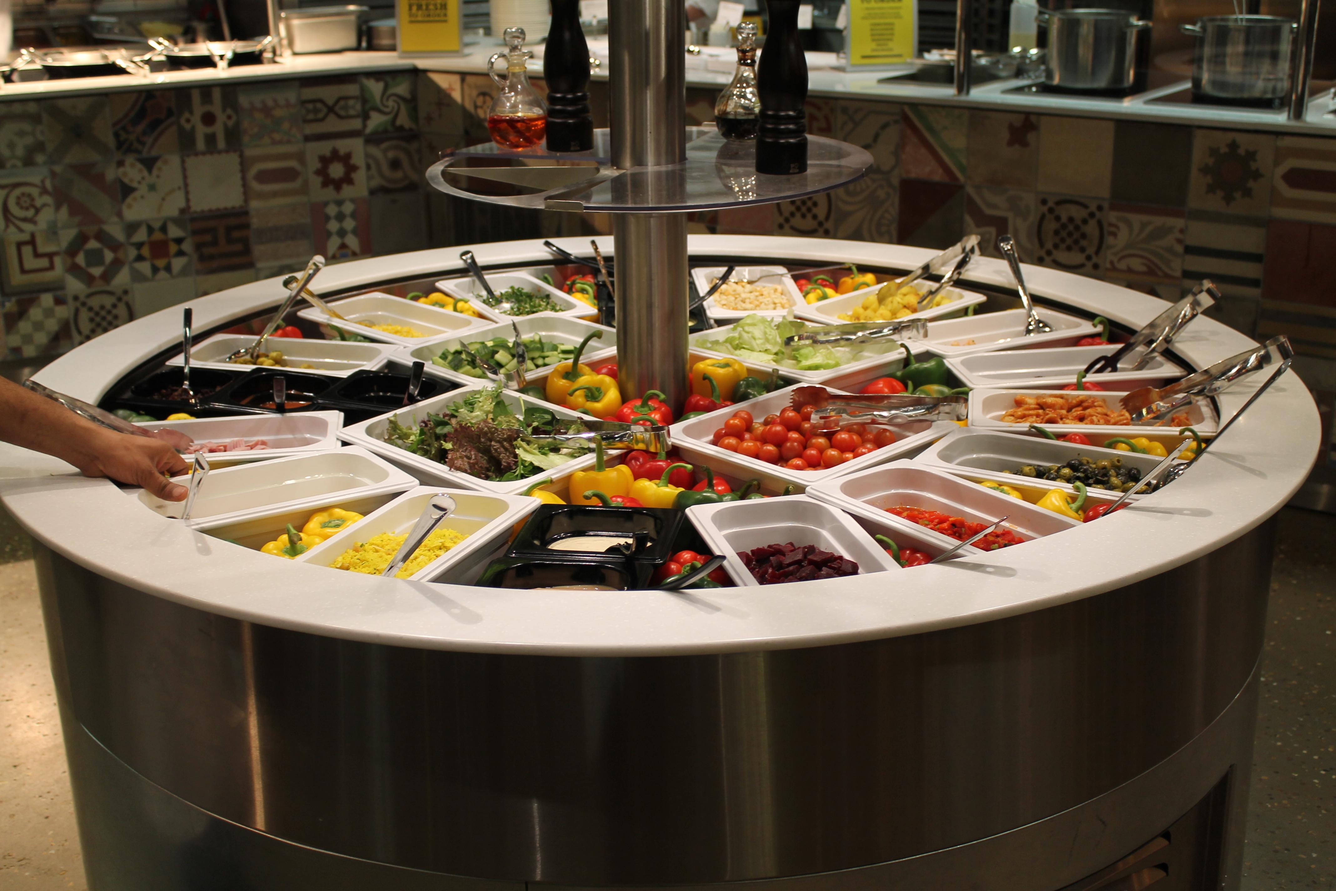 ZaZa Salad 2
