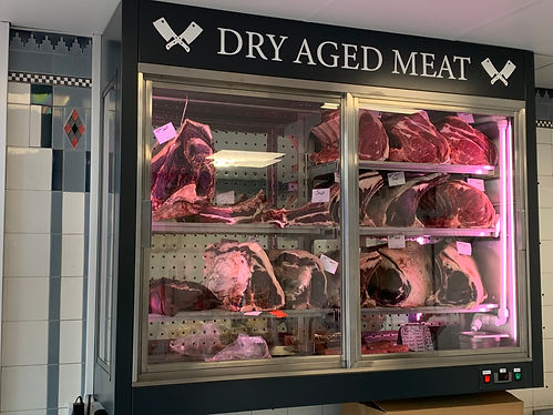 Darren's Family Butchers - Dry Age On Wa