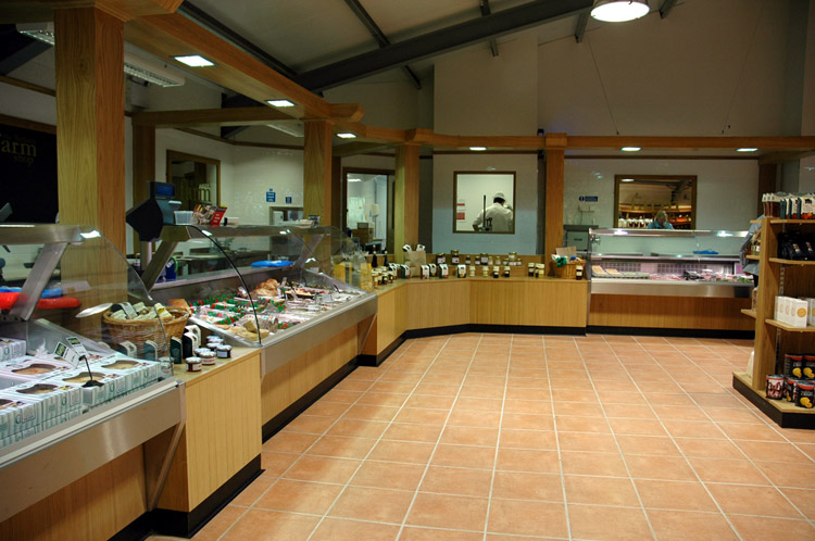 Welbeck Farm Shop
