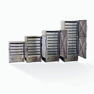 Fish fridge and display