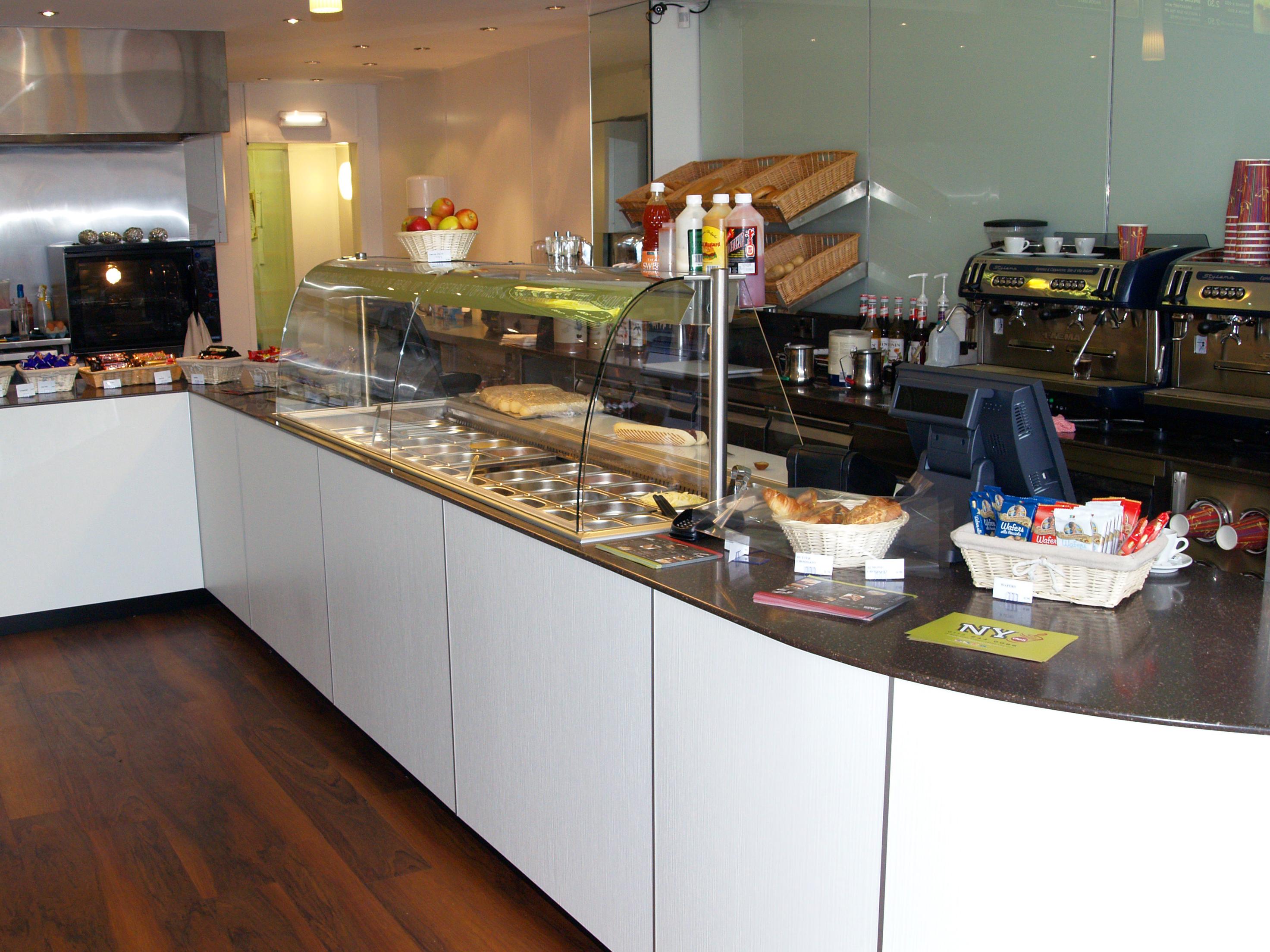 Leeds Sandwich Shop
