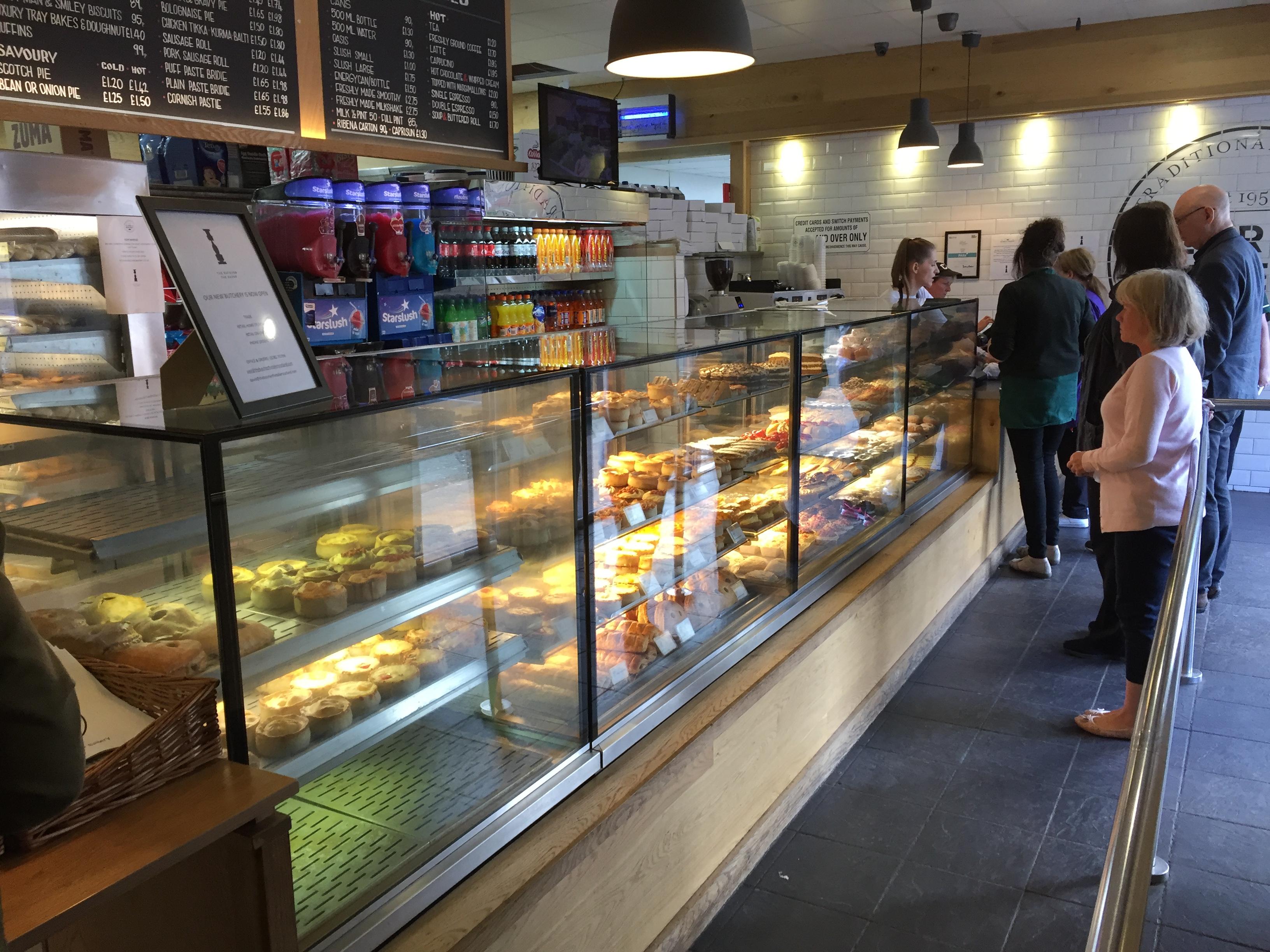 clarkes Bakery, Dundee