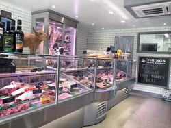 Youngs Butchers Shopfitting