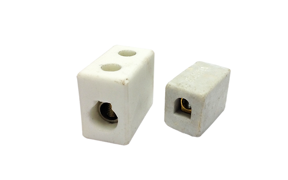 AC5 SINGLE WAY PORCELAIN CONNECTORS