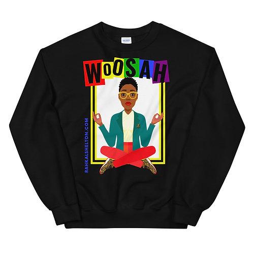 Woosah Signature Unisex Sweatshirt