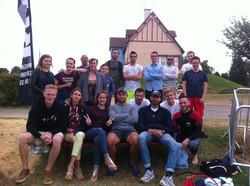 Au top la Damville wakepark's team