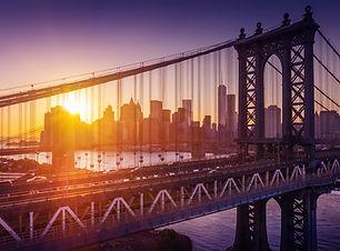 Sunset Üzeri Manhattan