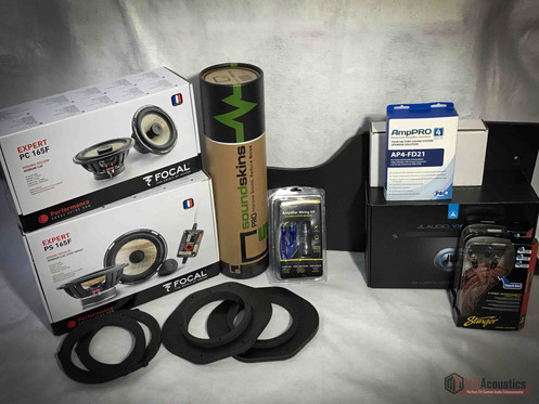 Truck Sound System >> Truck System Upgrade Package Stage 3