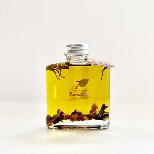 7-Flower Organic Purify Bath Oil