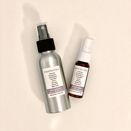 Aroma Hand Sanitizer (Spray) 100ml+20ml