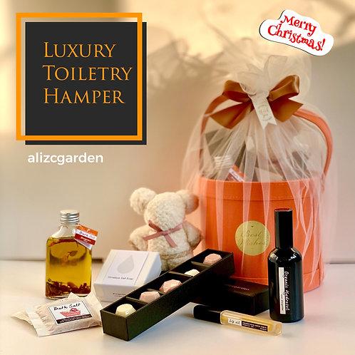 Luxury Toiletry Hamper