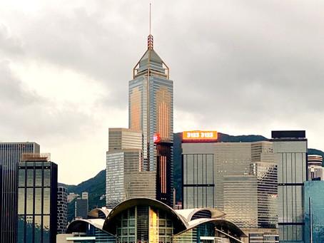 身於香港  另類表達