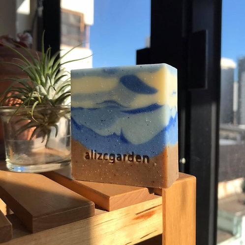 Blue Sky & Sea Soap