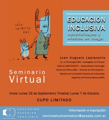 Seminario Virtual 2019