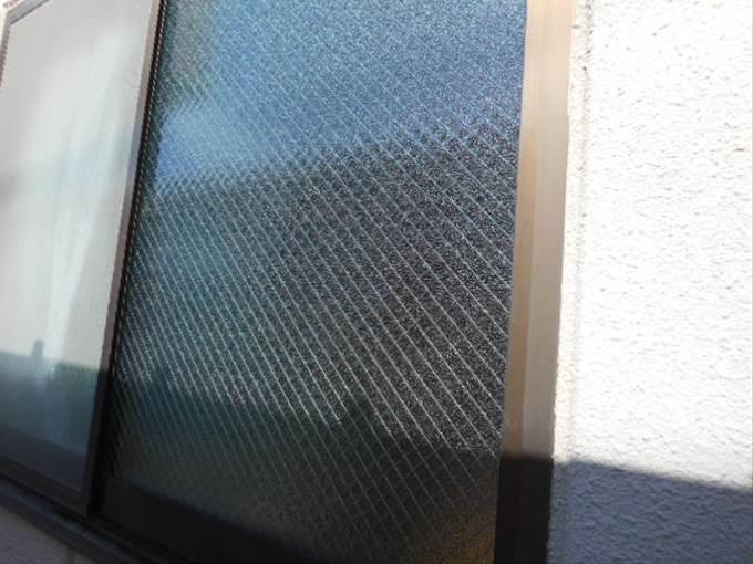 足立区 ガラス修理後 NO3