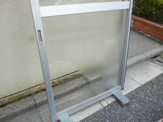 荒川区 ガラス修理