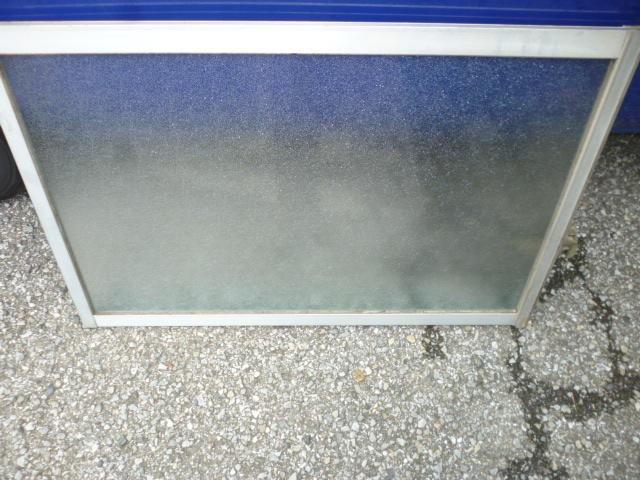 台東区 一戸建て 台所 中窓 ガラス交換