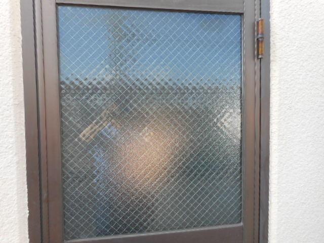 足立区 ガラス修理