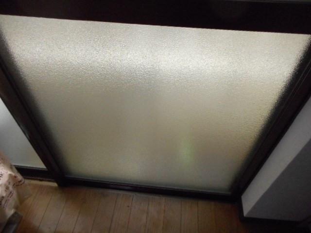 足立区 千住寿町 窓ガラス修理
