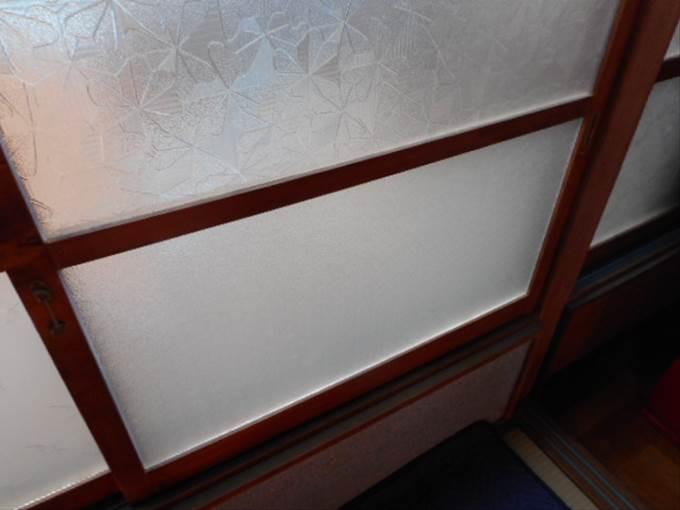 葛飾区 新宿 ガラス取付後