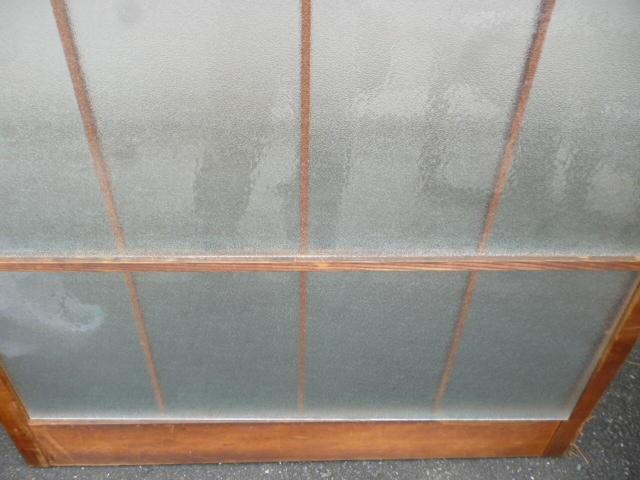 北区 ガラス修理