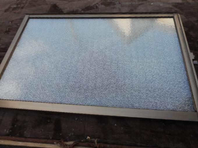 葛飾区 亀有 ガラス修理後