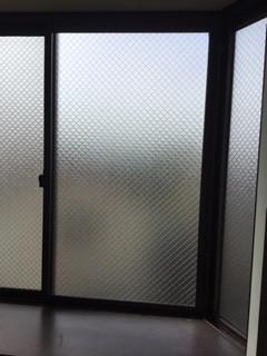葛飾区 東四つ木 ガラス修理後