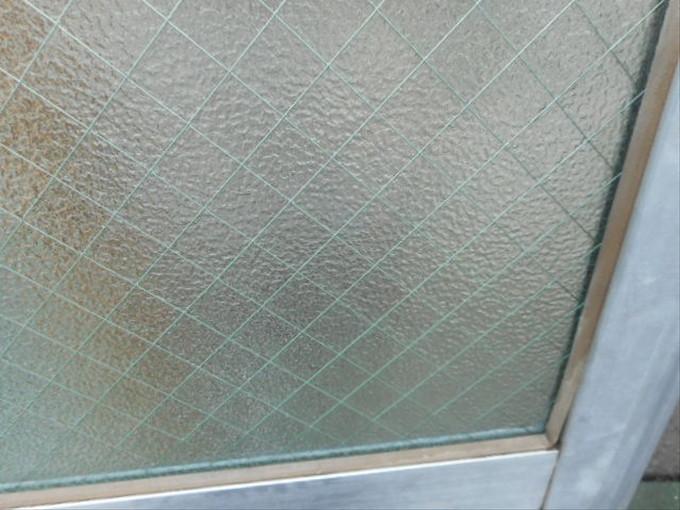 葛飾区 東金町 窓ガラス修理・交換