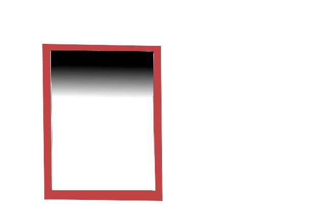 足立区 ボカシガラス参考図