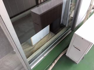 板橋区 小豆沢 ガラス修理後