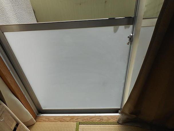 葛飾区 南水元 ガラス修理