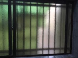 葛飾区 奥戸 ガラス修理後