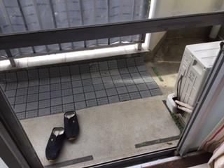 葛飾区 お花茶屋 都営住宅の窓ガラス修理・交換