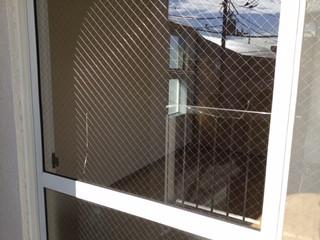 台東区 元浅草 転居のためのガラス修理・交換