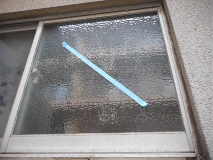 葛飾区 新小岩 ガラス修理後