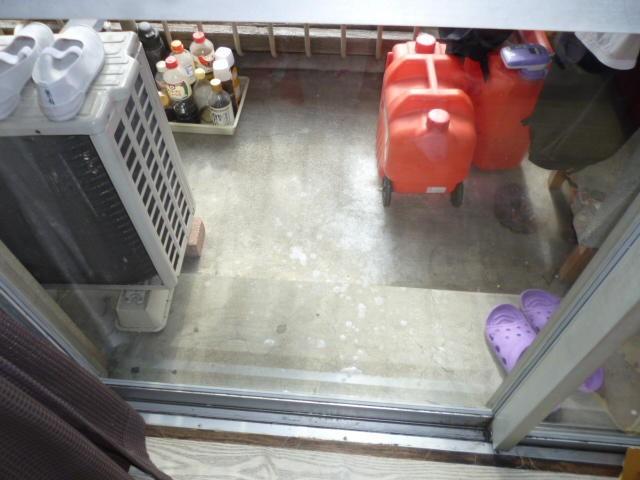 足立区 都営ガラス修理