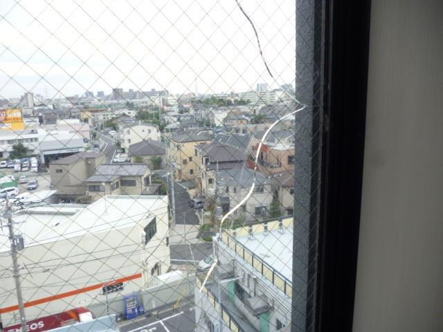 足立区 窓ガラス修理・交換