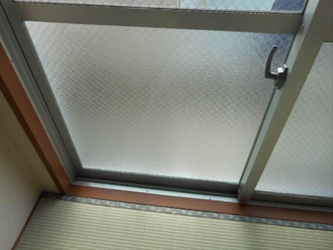 足立区 ガラス修理後 NO1