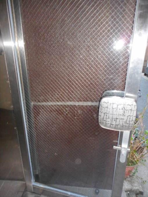 葛飾区 青戸のガラス修理後
