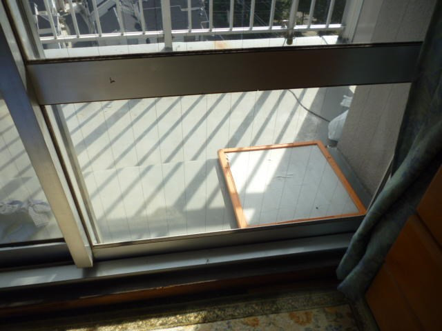 足立区 中川 ガラス修理