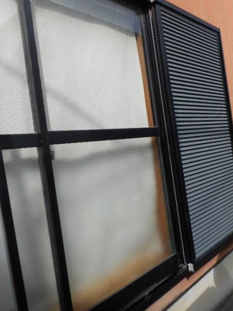 足立区 島根 ガラス修理