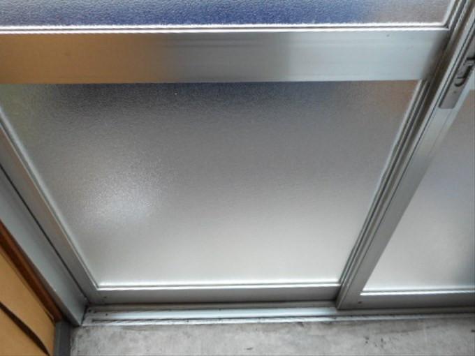 葛飾区 西新小岩 ガラス修理・交換
