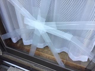 葛飾区 柴又 透明3ミリ厚さの窓ガラス修理・交換