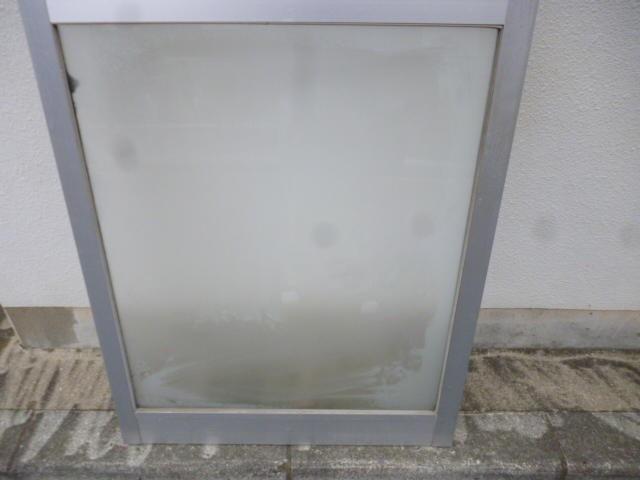 北区 窓ガラス修理