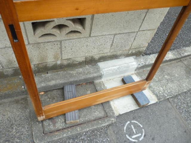 板橋区 窓ガラス修理