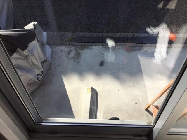 足立区 ペアガラス 修理後