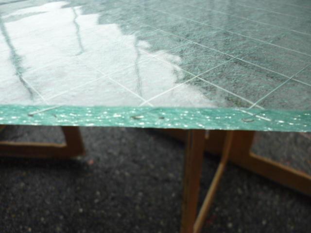 足立区 谷中 窓ガラス修理