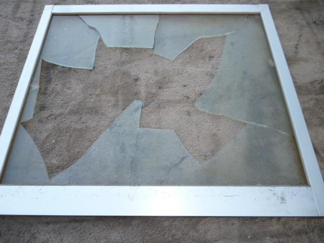 葛飾区 金町 窓ガラス修理
