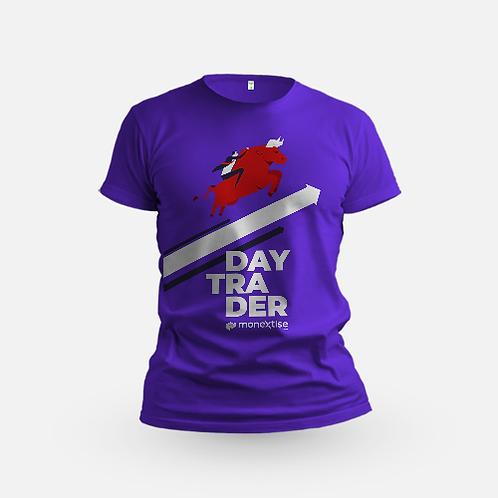 Camiseta Day Trader Up
