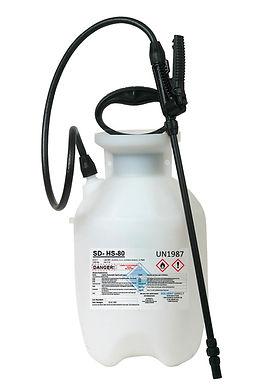 Hand Sanitizer - 80% Alcohol